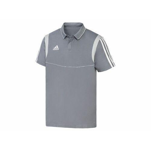 Adidas performance koszulka funkcyjna 'tiro 19' szary