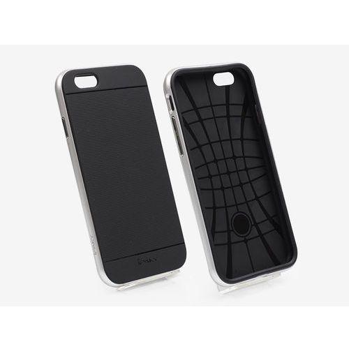 Apple iPhone 6s - etui na telefon Ipaky - Srebrny, ETAP230IPKYSIV000
