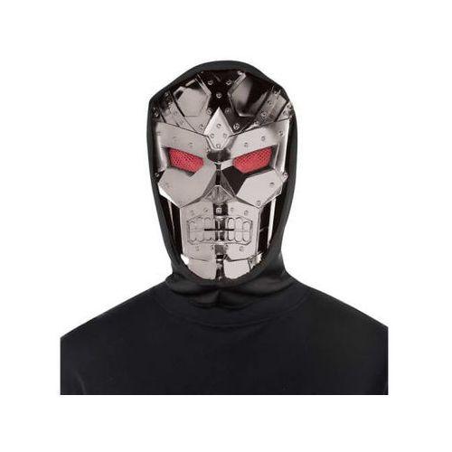 Maska czarny robot - 1 szt.