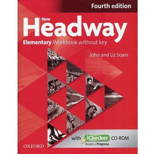 Headway 4E NEW Elementary WB (iChecker) OXFORD - Liz Soars, Oxford University Press