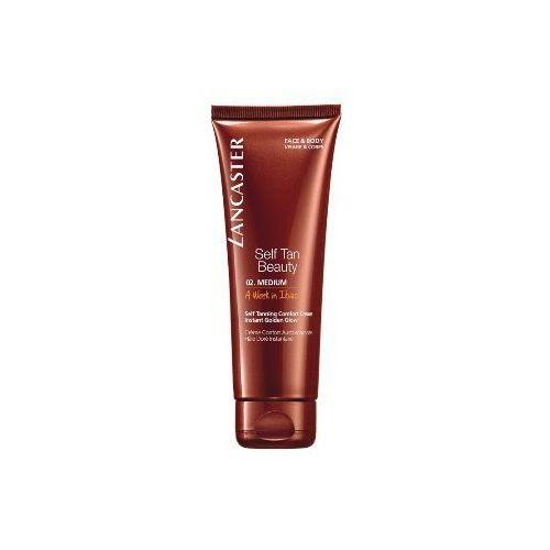Self Tan Beauty Self Tanning Comfort Cream pielęgnacyjny krem samoopalający 02 Medium 125ml - Lancaster