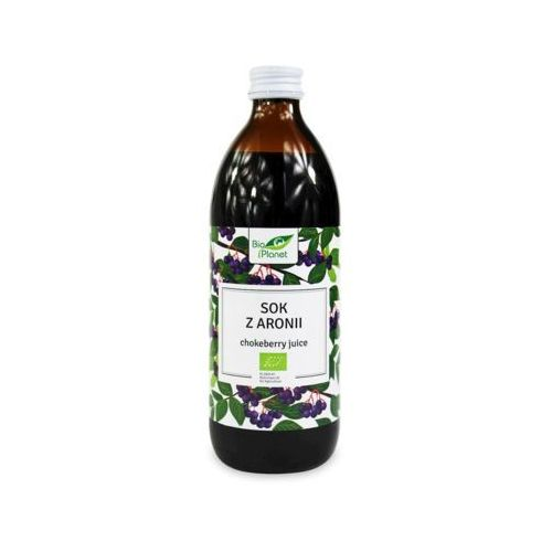 BIO PLANET 500ml Sok z aronii Bio