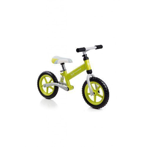 Rowerek biegowy KinderKraft EVO Green - Czarny