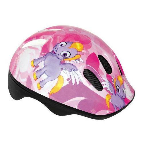 Spokey, Kask dziecięcy Pony, rozmiar S-L - produkt z kategorii- akcesoria sportowe dla dzieci
