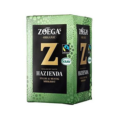 Zoega's hazienda eko - kawa mielona - 450g (7310731101611)