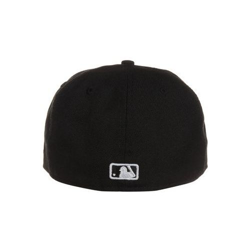 New Era 59FIFTY NEW YORK YANKEES Czapka z daszkiem mlb basic neyyan black/white - produkt dostępny w Zalando.pl