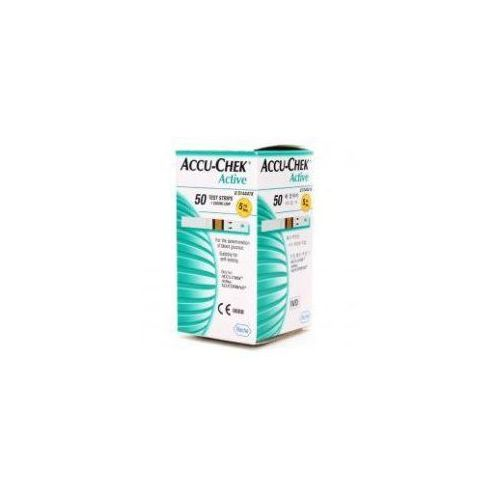 Accu-Chek Active test pask. x 50 z kategorii Pozostałe zdrowie