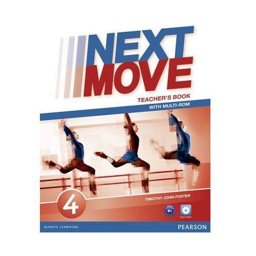 Next Move 4. Książka Nauczyciela