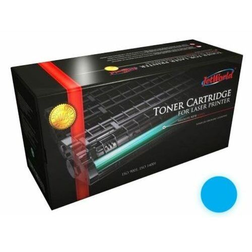 Jetworld Toner cyan oki c110 / c130n / mc160 zamiennik 44250723 / niebieski / 2500 stron