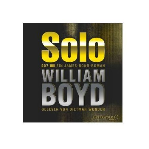 Solo, 8 Audio-CDs (9783869521824)