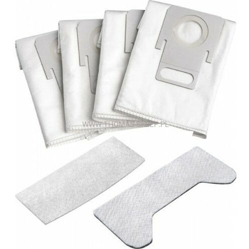 Worki + Filtry Filter Set Thomas TWIN/ HYGIENE787230 ORCA (4005435108327)