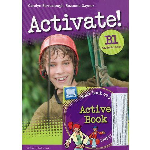 Activate B1 (PET). Podręcznik + Active Book (2016)
