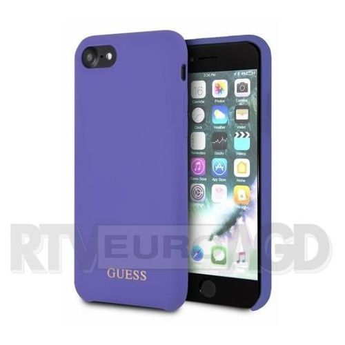Guess GUHCI8LSGLUV iPhone 7/8 (fioletowy), kolor fioletowy