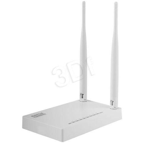 NETIS ROUTER WIFI G/N300 DSL +LAN X4 WF2419E, 2X ANTENA 5DBI, (router)