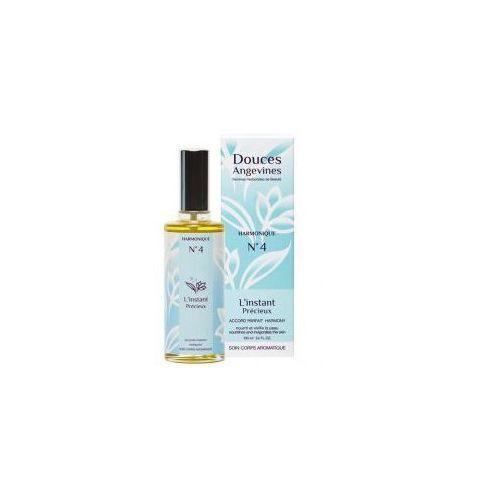 L'instant precieux fluid do pielęgnacji ciała odżywia i wzmacnia skórę, 100ml marki Douces angevines
