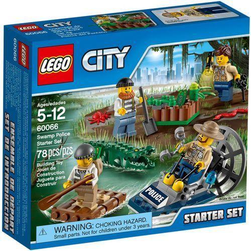 Lego City ZESTAW STARTOWY 60066 z kategorii: klocki dla dzieci