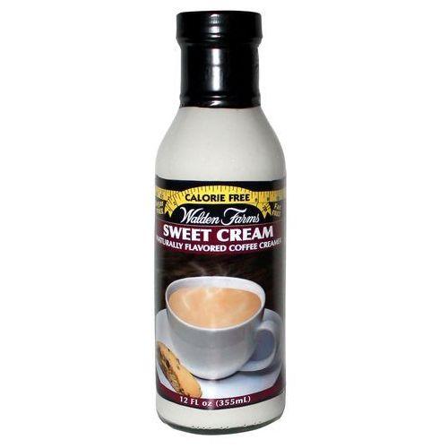 Syrop zero coffee creamer sweet 355ml najlepszy produkt marki Walden farms