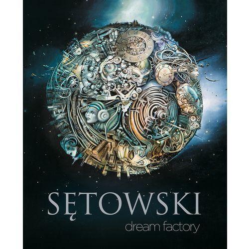 Dream Factory Fabryka Snów (256 str.)