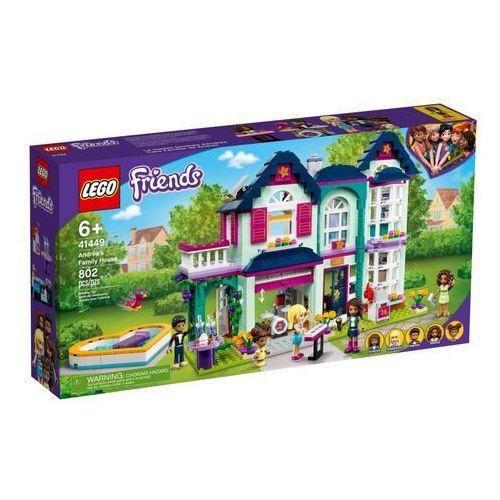 Lego FRIENDS Dom rodzinny 41449