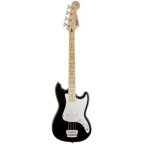 squier affinity bronco bass mn black gitara basowa marki Fender