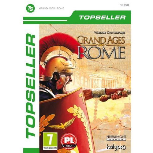 Grand Ages Rome (PC)