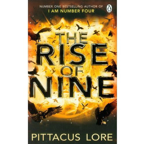 I Am Number Four The Rise of Nine (9781405912884)