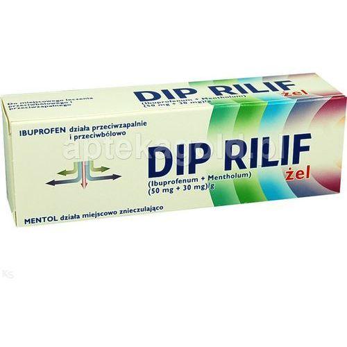 Dip Rilif zel x 50g - produkt farmaceutyczny