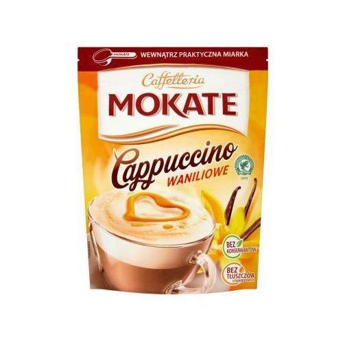 Cappuccino waniliowe Caffetteria 110 g Mokate