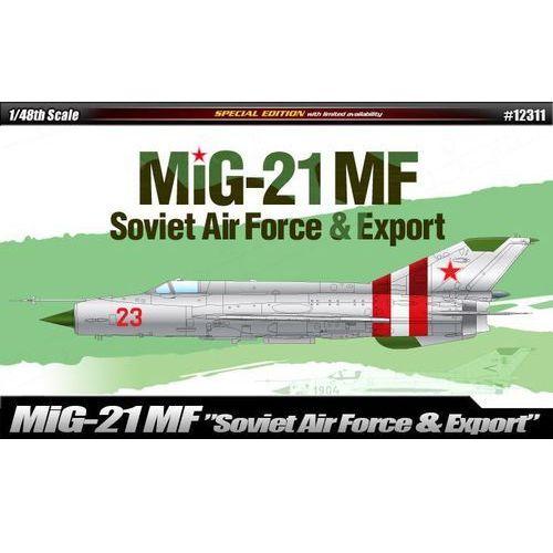 Academy Mig-21mf soviet air force&export - darmowa dostawa od 199 zł!!!