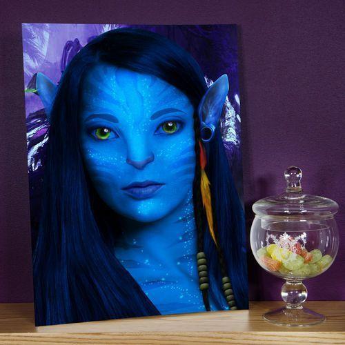 Avatar - obraz z Twojego zdjęcia - 30x40cm (obraz)