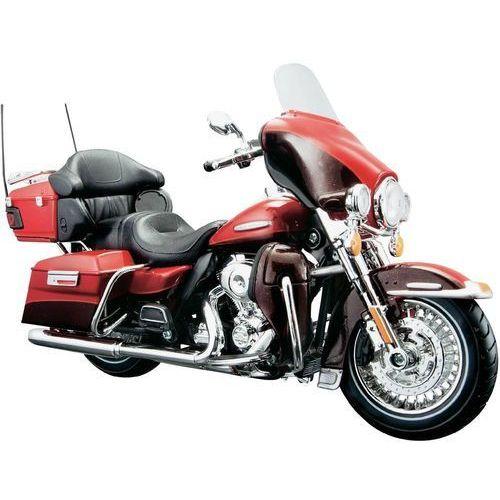 Model motocykla harley davidson electra glide ultra, 1:12  marki Maisto