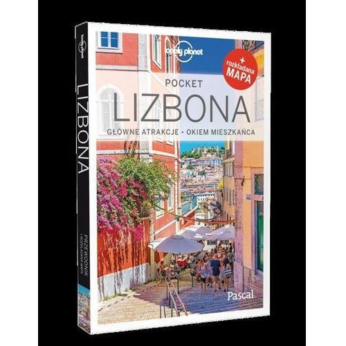 Lonely Planet Pocket. Lizbona, praca zbiorowa