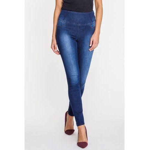 Jeansy z wysokim stanem - marki Rj rocks jeans