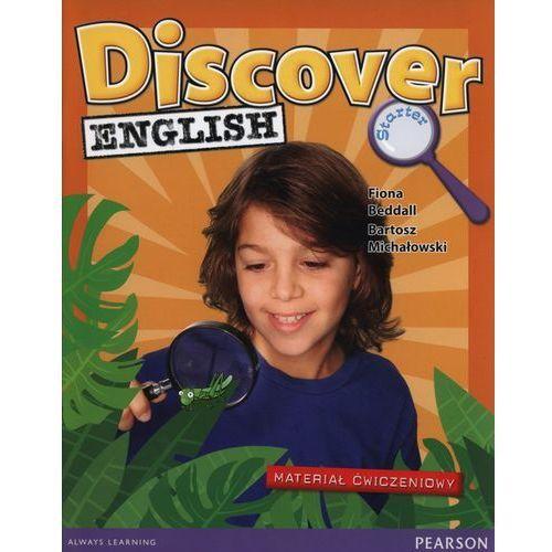 Discover English Starter. Materiał Ćwiczeniowy Exam Trainer (Do Wersji Wieloletniej), oprawa miękka