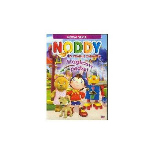 Cass film Film noddy w krainie zabawek: magiczny pędzel (nowa seria) (5905116008863)