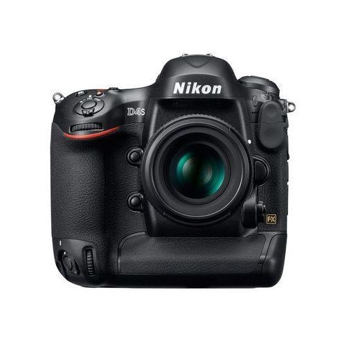D4s marki Nikon - lustrzanka cyfrowa