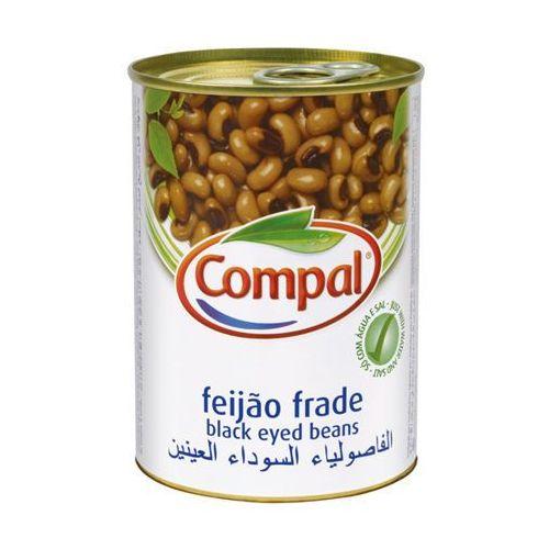 Compal Portugalska fasola z czarnym oczkiem 410 (5601151860755)