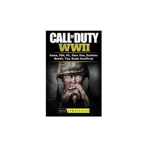 CALL OF DUTY WWII GAME, PS4, PC, XBOX ON (9781981983513)