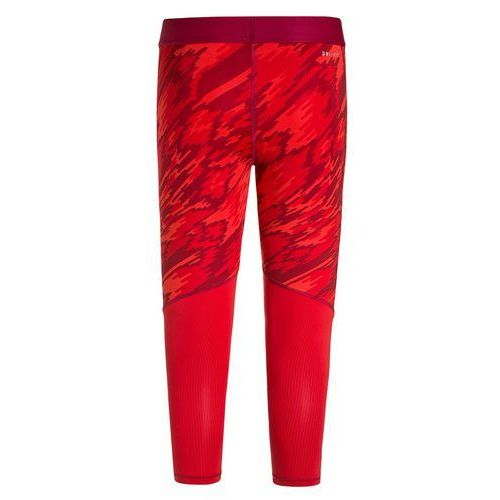 Nike Performance PRO DRY Legginsy light crimson/university red/noble red/hyper pink ze sklepu Zalando.pl