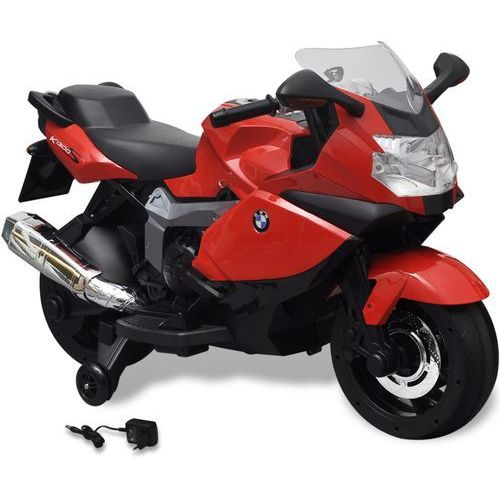 Vidaxl  bmw 283 elektryczny motor dla dzieci czerwony 6 v (8718475931386)