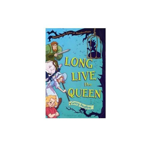 Long Live the Queen: A Blue in the Face Novel