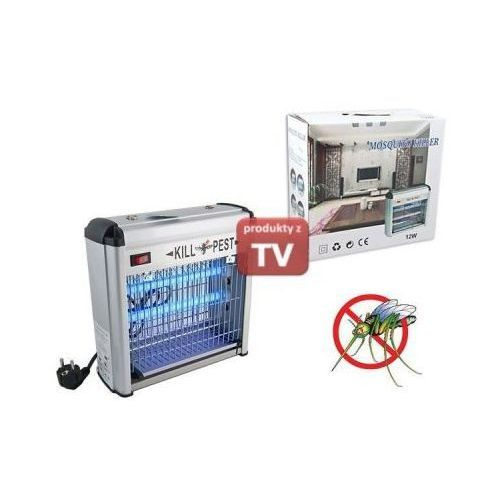 Profesjonalna lampa owadobójcza uv (pod 230v). marki Electronics chasers corporation
