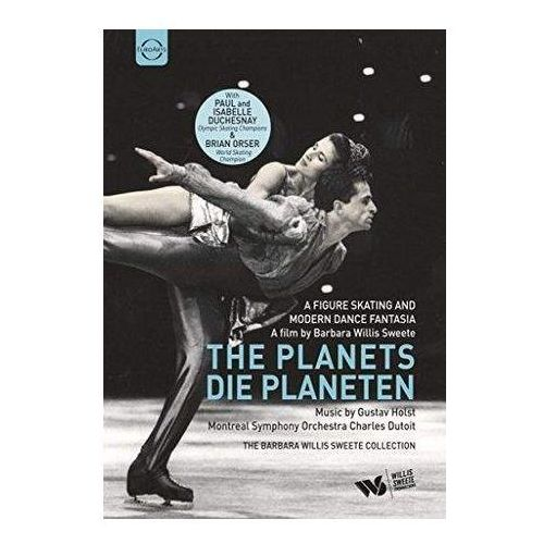 The Planets – A Figure Skating And Modern Dance Fantasia (0880242610782)