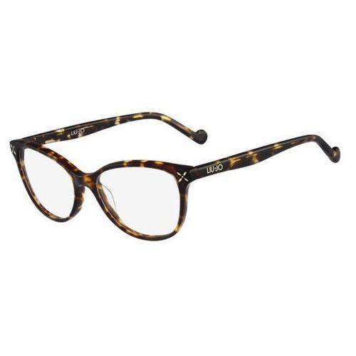 Okulary korekcyjne lj2605 281 marki Liu jo