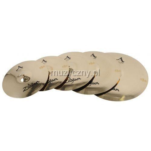 Zildjian A Custom Bonus Box Set zestaw talerzy perkusyjnych