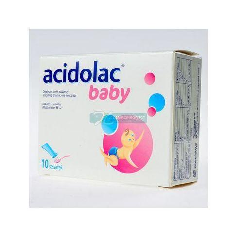 Acidolac Baby - 1,5 g 10 sasz.a 1,5g, postać leku: proszek