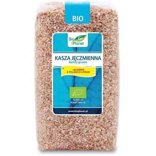 Bio planet : kasza jęczmienna bio - 500 g (5907814663733)