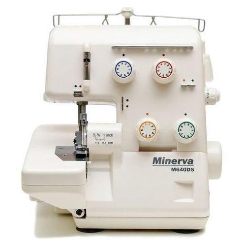 Minerva Maszyna do szycia M640DS Overlock (6426206900267)