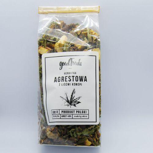 Herbatka agrestowo-konopna 100g