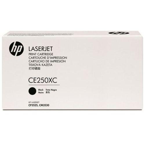 Wyprzedaż Oryginał Toner HP 504XC do Color LaserJet 3525/3530   korporacyjny   10 500 str.   czarny black